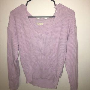 Pacsun Lavender sweater